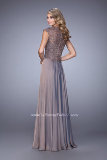 La Femme Mother of the Bride Dress Style 21661