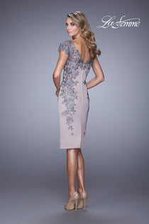 La Femme Mother of the Bride Dress Style 21683