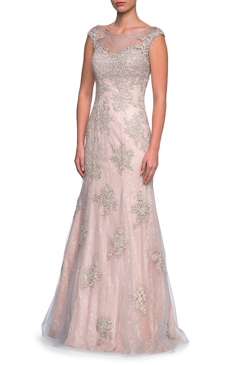 La Femme Mother of the Bride Dress Style 21699