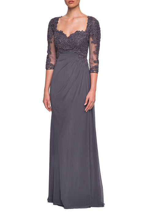 La Femme Mother of the Bride Dress Style 21750