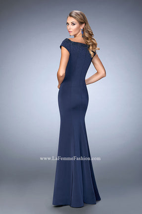 La Femme Mother of the Bride Dress Style 22716
