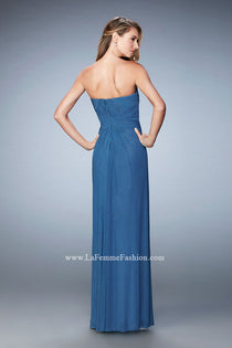 La Femme Mother of the Bride Dress Style 23023