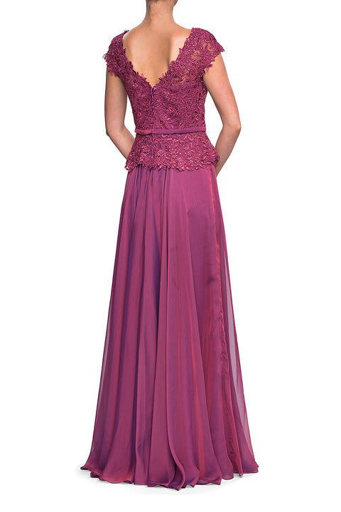 La Femme Mother of the Bride Dress Style 23085