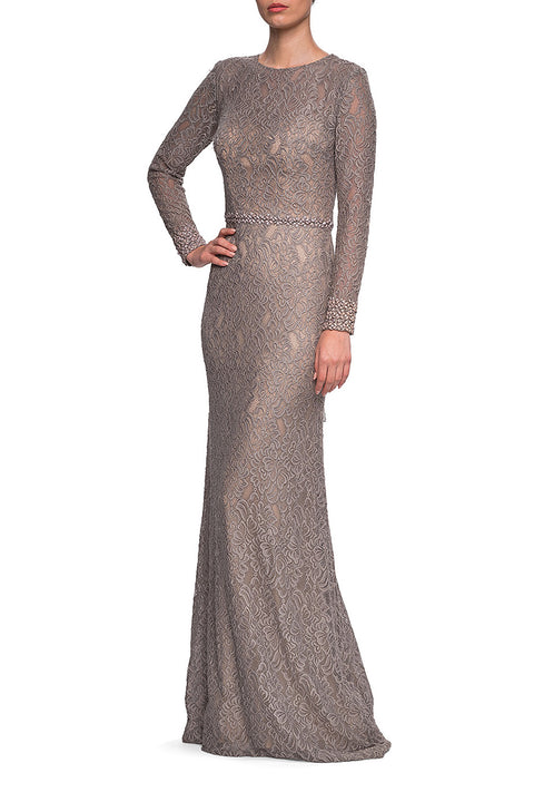La Femme Mother of the Bride Dress Style 23115