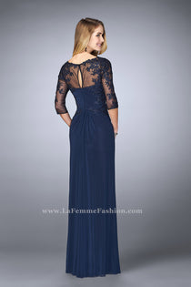 La Femme Mother of the Bride Dress Style 23118
