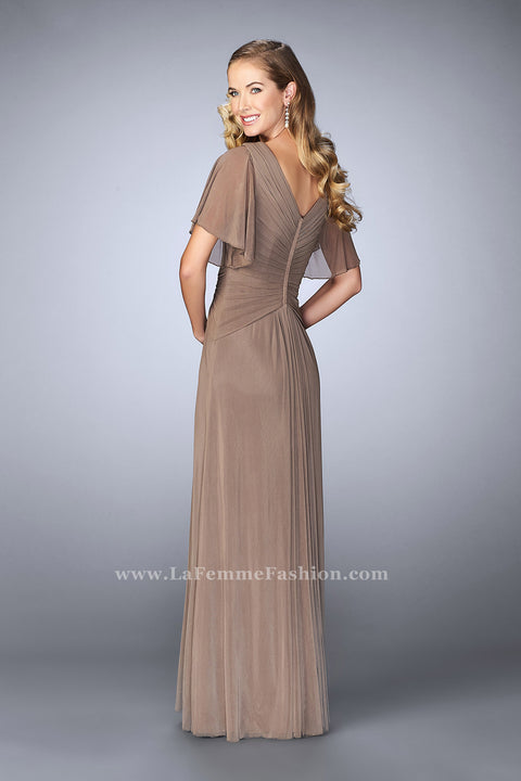 La Femme Mother of the Bride Dress Style 23160