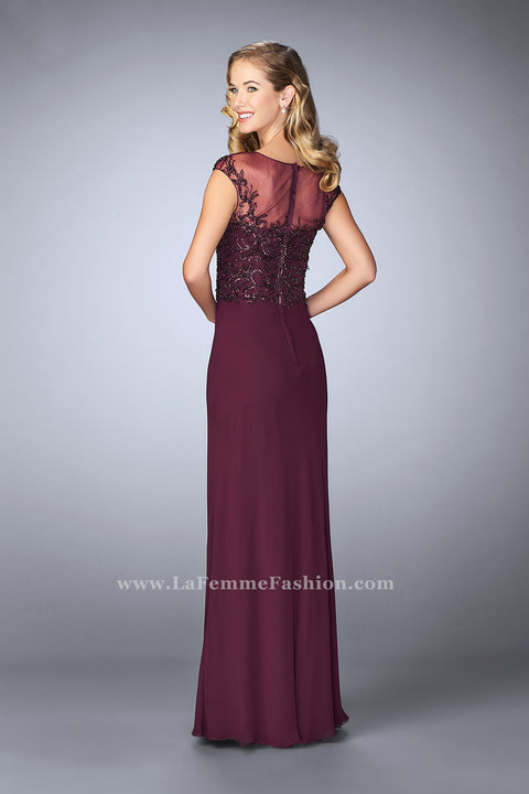 La Femme Mother of the Bride Dress Style 23316