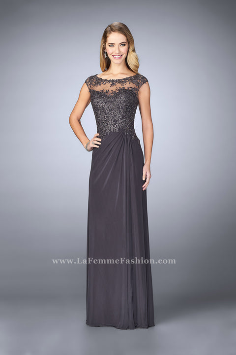 La Femme Mother of the Bride Dress Style 23456