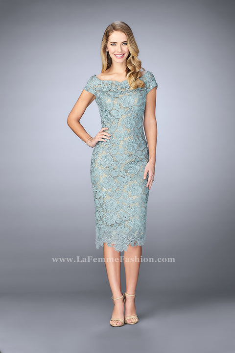 La Femme Mother of the Bride Dress Style 23552