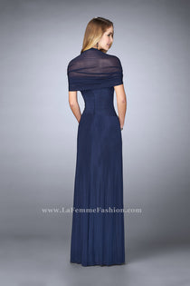 La Femme Mother of the Bride Dress Style 23623