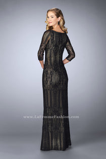 La Femme Mother of the Bride Dress Style 24855