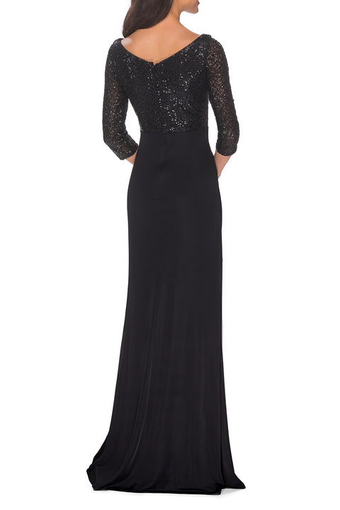 La Femme Mother of the Bride Dress Style 24858