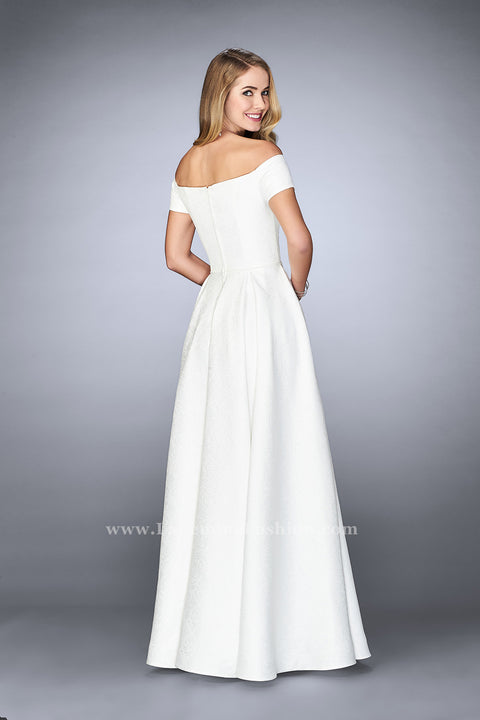 La Femme Mother of the Bride Dress Style 24859