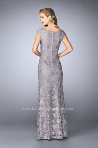 La Femme Mother of the Bride Dress Style 24860
