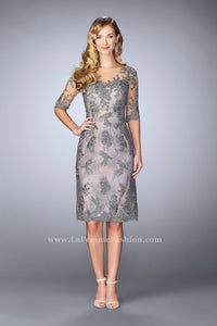 La Femme Mother of the Bride Dress Style 24878