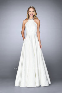 La Femme Mother of the Bride Dress Style 24888