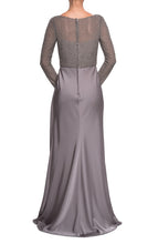 Load image into Gallery viewer, La Femme Mother of the Bride Dress Style 24895