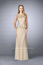 Load image into Gallery viewer, La Femme Mother of the Bride Dress Style 24896