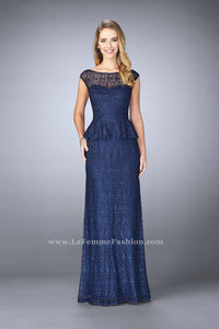 La Femme Mother of the Bride Dress Style 24896