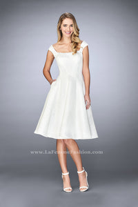 La Femme Mother of the Bride Dress Style 24898
