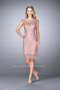 La Femme Mother of the Bride Dress Style 24905