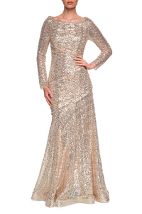 La Femme Mother of the Bride Dress Style 24919