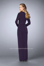 Load image into Gallery viewer, La Femme Mother of the Bride Dress Style 24927