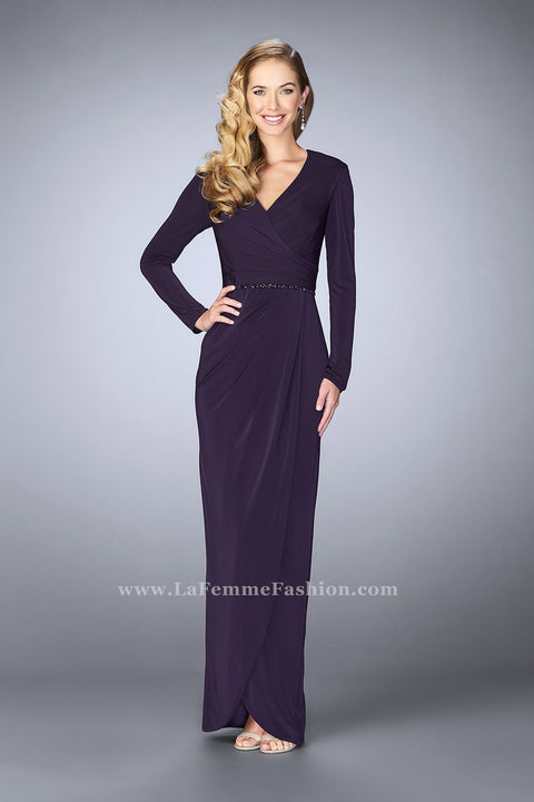 La Femme Mother of the Bride Dress Style 24927