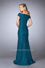 Load image into Gallery viewer, La Femme Mother of the Bride Dress Style 24928