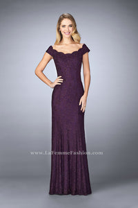 La Femme Mother of the Bride Dress Style 24928
