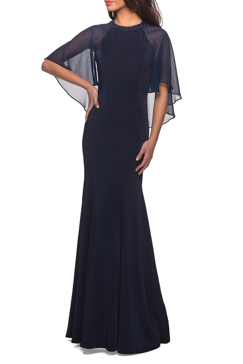 La Femme Mother of the Bride Dress Style 25006