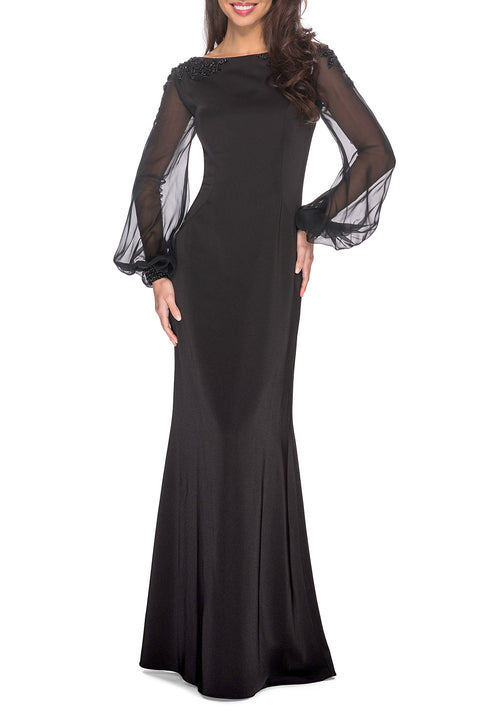 La Femme Mother of the Bride Style 25045