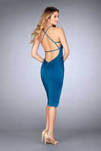Load image into Gallery viewer, La Femme Dress Style 25083