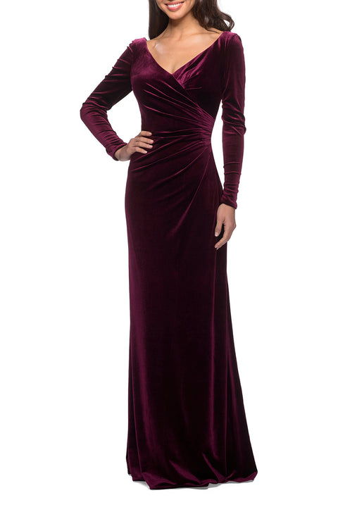 La Femme Mother of the Bride Style 25207