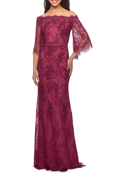 La Femme Mother of the Bride Style 25317
