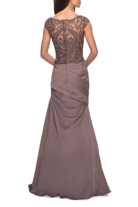 La Femme Mother of the Bride Style 25396