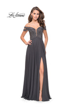 Load image into Gallery viewer, La Femme Gigi Prom Dress Style 26059