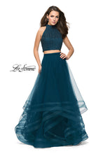 Load image into Gallery viewer, La Femme Prom Dress Style 26077