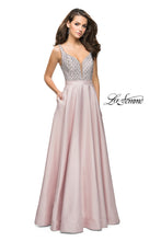 Load image into Gallery viewer, La Femme Prom Dress Style 26203