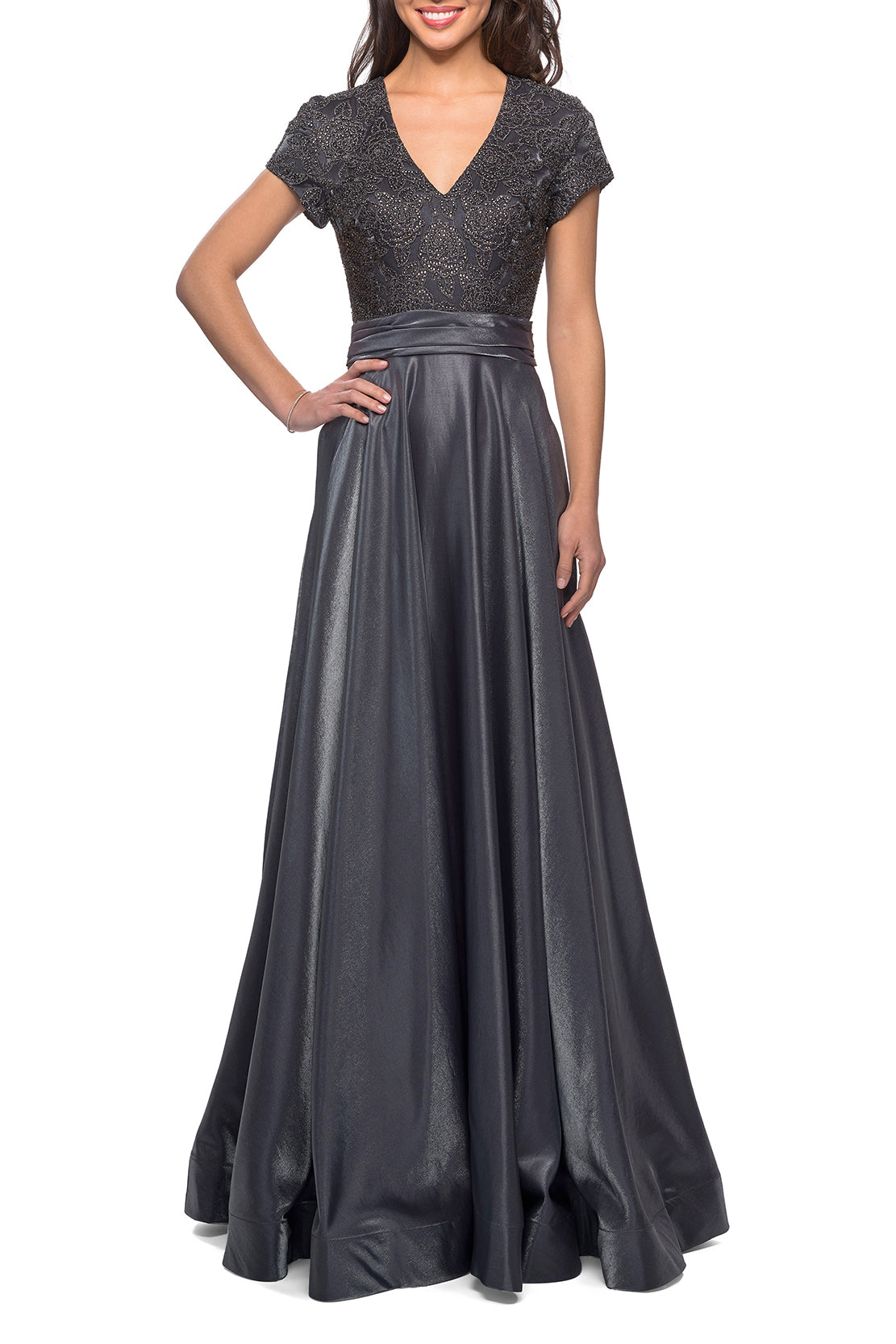 La Femme Mother of the Bride Style 26447