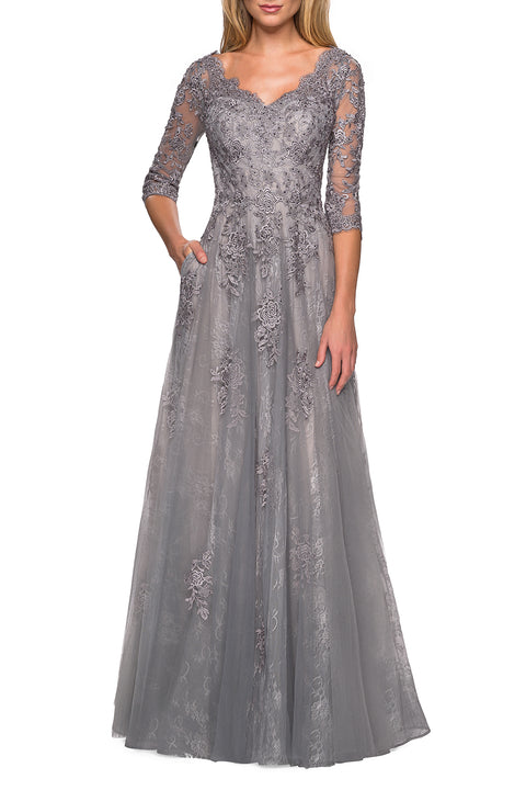 La Femme Mother Of The Bride Style 26959