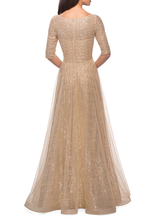 La Femme Mother Of The Bride Style 27016