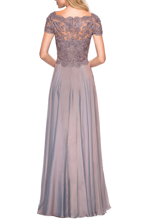 La Femme Mother of the Bride Style 27098