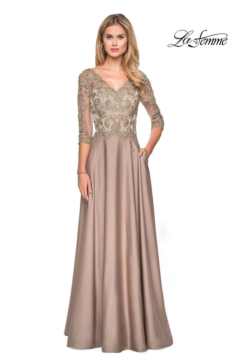 La Femme Mother Of The Bride Style 27235