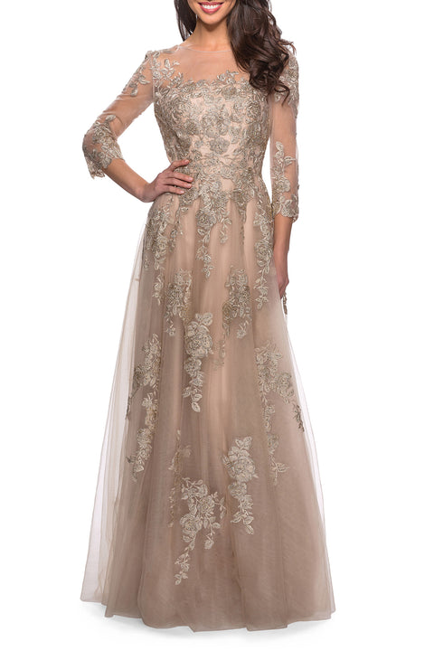 La Femme Mother of the Bride Style 27733