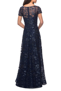 La Femme Mother of the Bride Style 27839