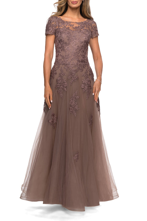 La Femme Mother of the Bride Style 27958