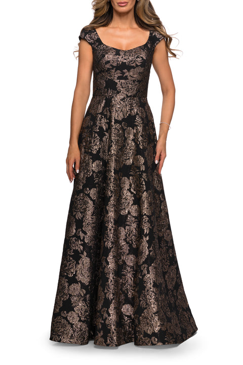 La Femme Mother of the Bride Style 27999