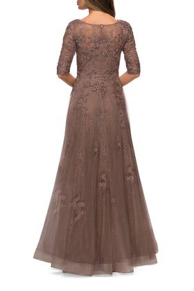 La Femme Mother of the Bride Style 28036
