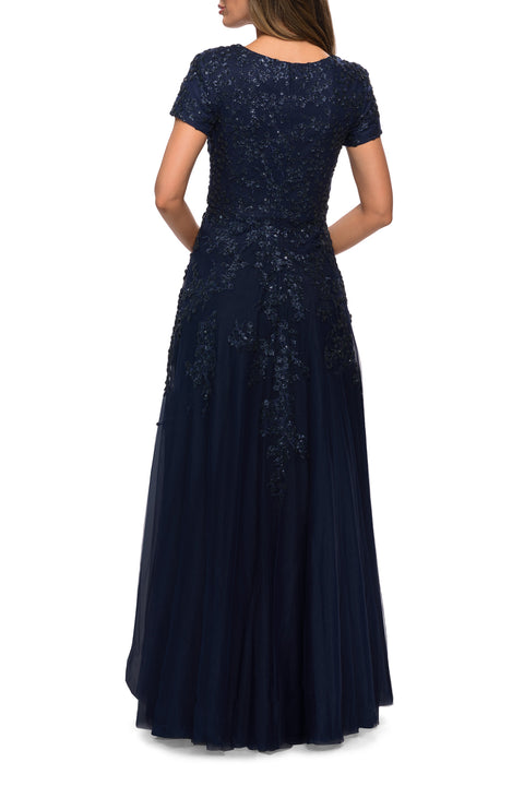 La Femme Mother of the Bride Style 28037